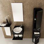 Mesmerizing Wall Mounted Bathroom Vanity