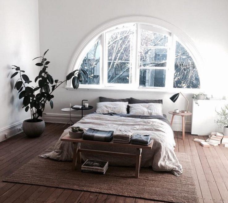 Minimalist Bedroom Of Boho More