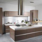 Modern Kitchen Of Small Design
