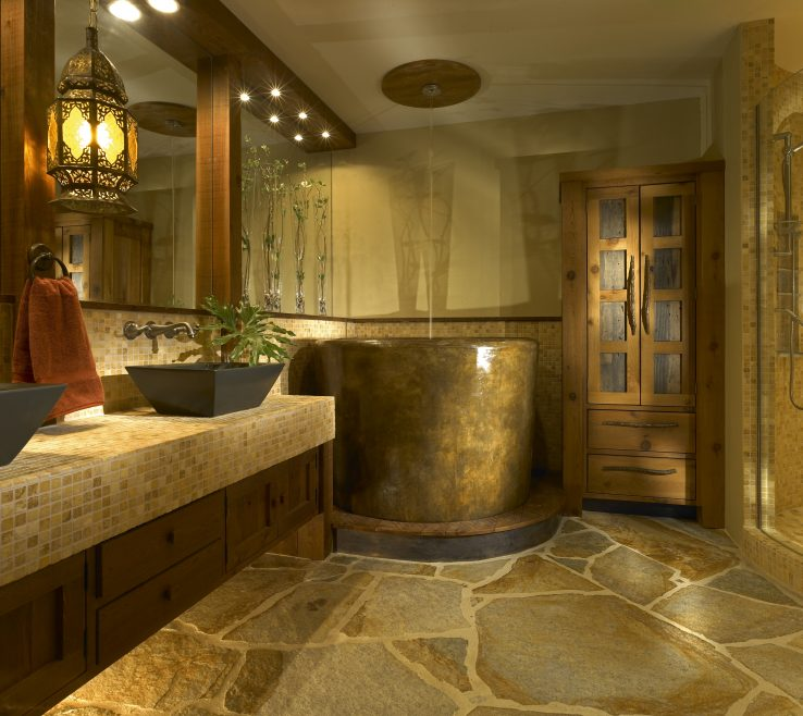 Picturesque Bathroom Renovation Ideas Of Luxury