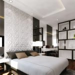 Picturesque Bedroom Picture Wall Ideas Of White