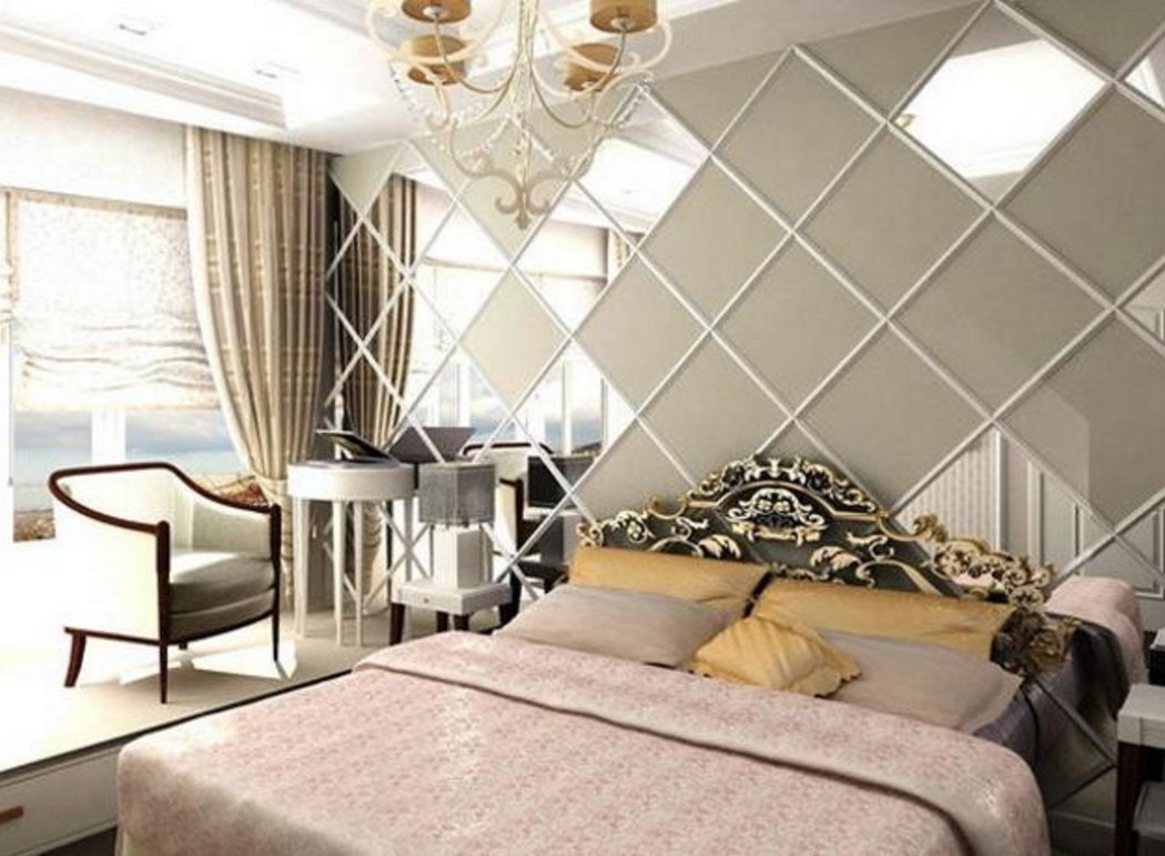 Picturesque Bedroom Wall Mirrors Of Modern Mirror Design Acnn Decor