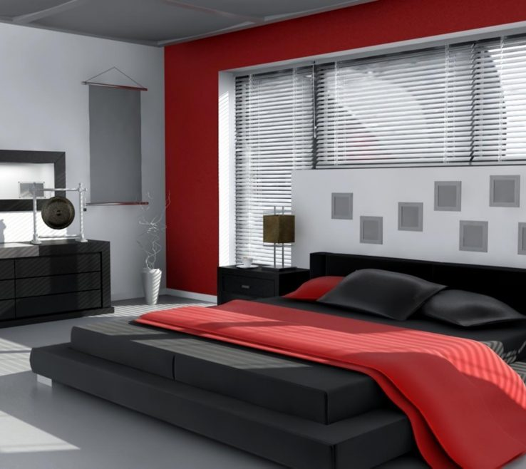 Picturesque How To Decorate A Bedroom