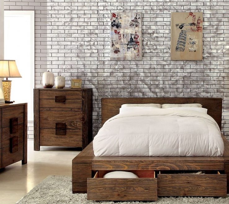 RemarkableBedroom Of How To Arrange A Small With Big
