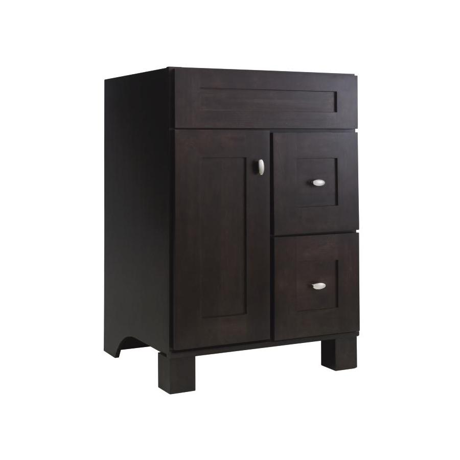 Remarkable Bathroom Wall Vanity Of Diamond Freshfit Palencia Mount Espresso In X