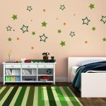 Remarkable Bedroom Wall Decorations Of Stickers For Decoration Has