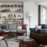 Remarkable Floor Lamp Ideas For Living Room Of Midcentury Modern