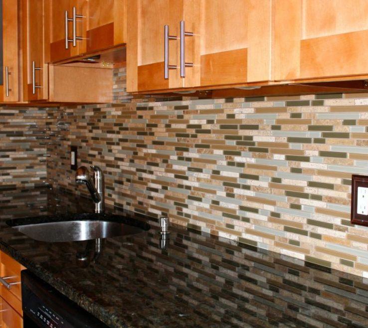 Remarkable Kitchen Backsplash Designs Of Tiles