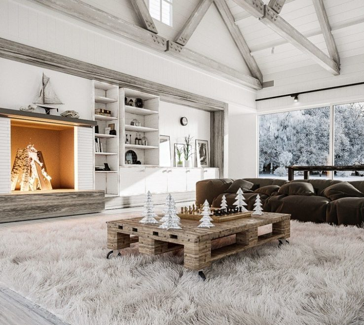 Rustic Living Room Of Fullsize Of Inspiring Country Design Roaring Fire