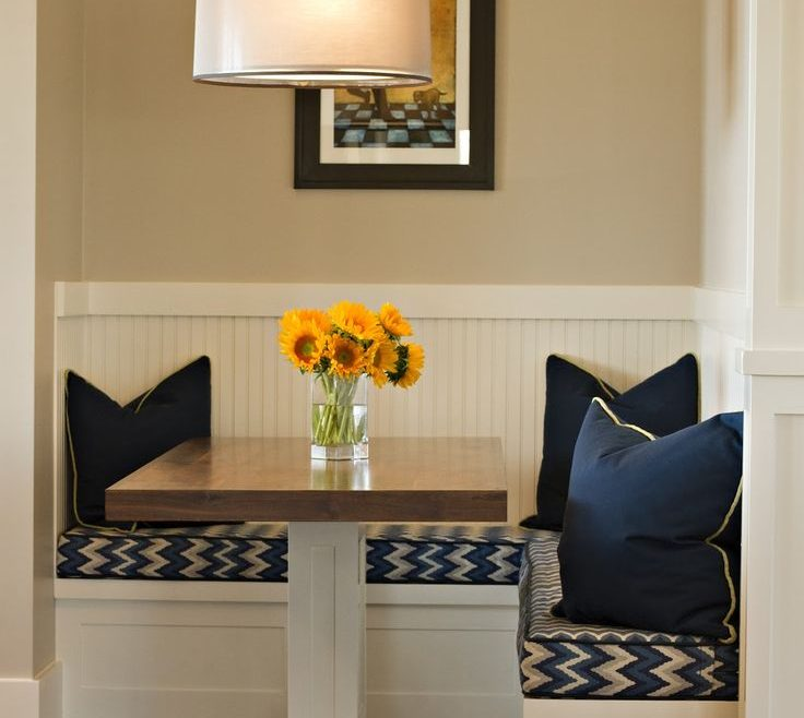 Small Kitchen Table Ideas Of Mini Corner Booth