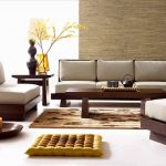Sofa Set Designs For Small Living Room Of Awesome Wooden