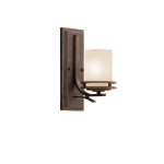 Sophisticated Bathroom Wall Sconce Lighting