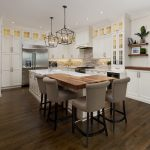 Sophisticated Kitchen Renovation Of Taedter