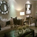 Sophisticated Living Room Wall Mirrors Of Decorative Mirror For Night