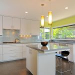 Sophisticated Modern Kitchen Of White S