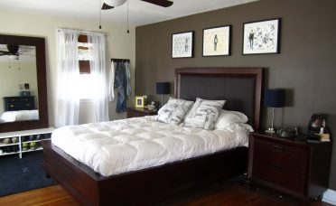 Superbealing Accent Wall Ideas Bedroom Of Nice