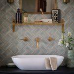 Superbealing Bathroom Wall Faucet Of Photo Source Vessel Sink Brass Mount Vintage