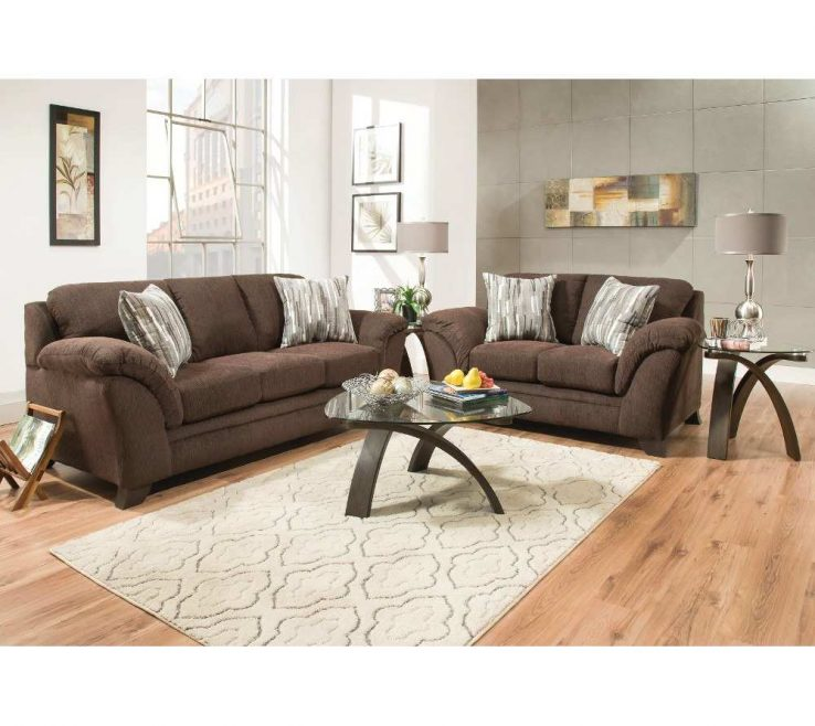 Superbealing Living Room Sofa Ideas Of Amazing Brown Sectional For Jensen Andamp Loveseat