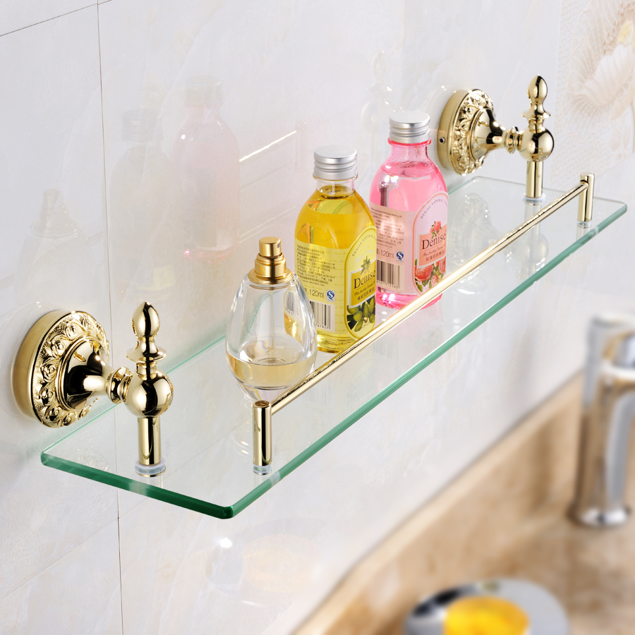Terrific Glass Shelves For Bathroom Wall Of Steel Shelf Hed Nickel Stand Stand Alone