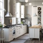 Terrific Ikea Kitchens Of Tornviken Kitchen Series Provides Closed And Open