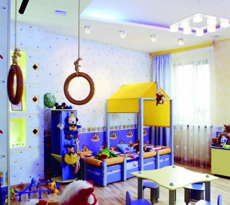 Terrific Kids Bedroom Designs Of Especially Created For The Little One