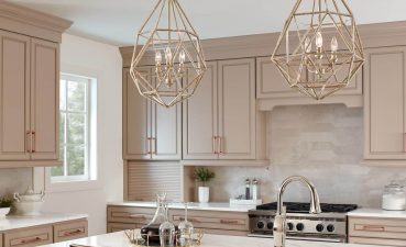Terrific Kitchen Pendant Lights Images Of Geometric Designs