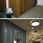 Terrific Kitchen Remodel Ideas Before And After Of After Teeny Tiny Cheap Makeover