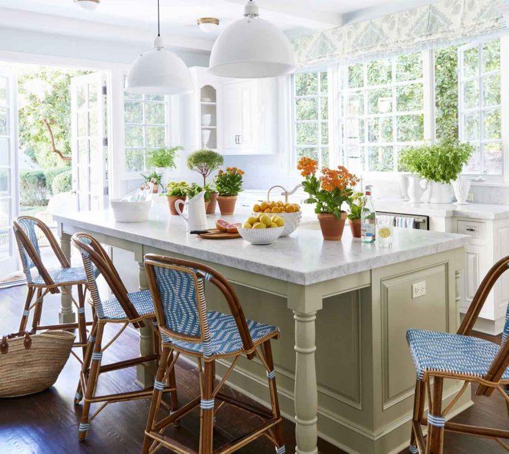 Terrific White Kitchen Designs