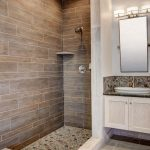 Unique Bathroom Tile Ideas Of Amazing Bathrooms With Wood Like Bathrooms