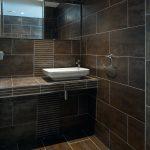 Unique Bathroom Tile Ideas Of Modern Modern Grey