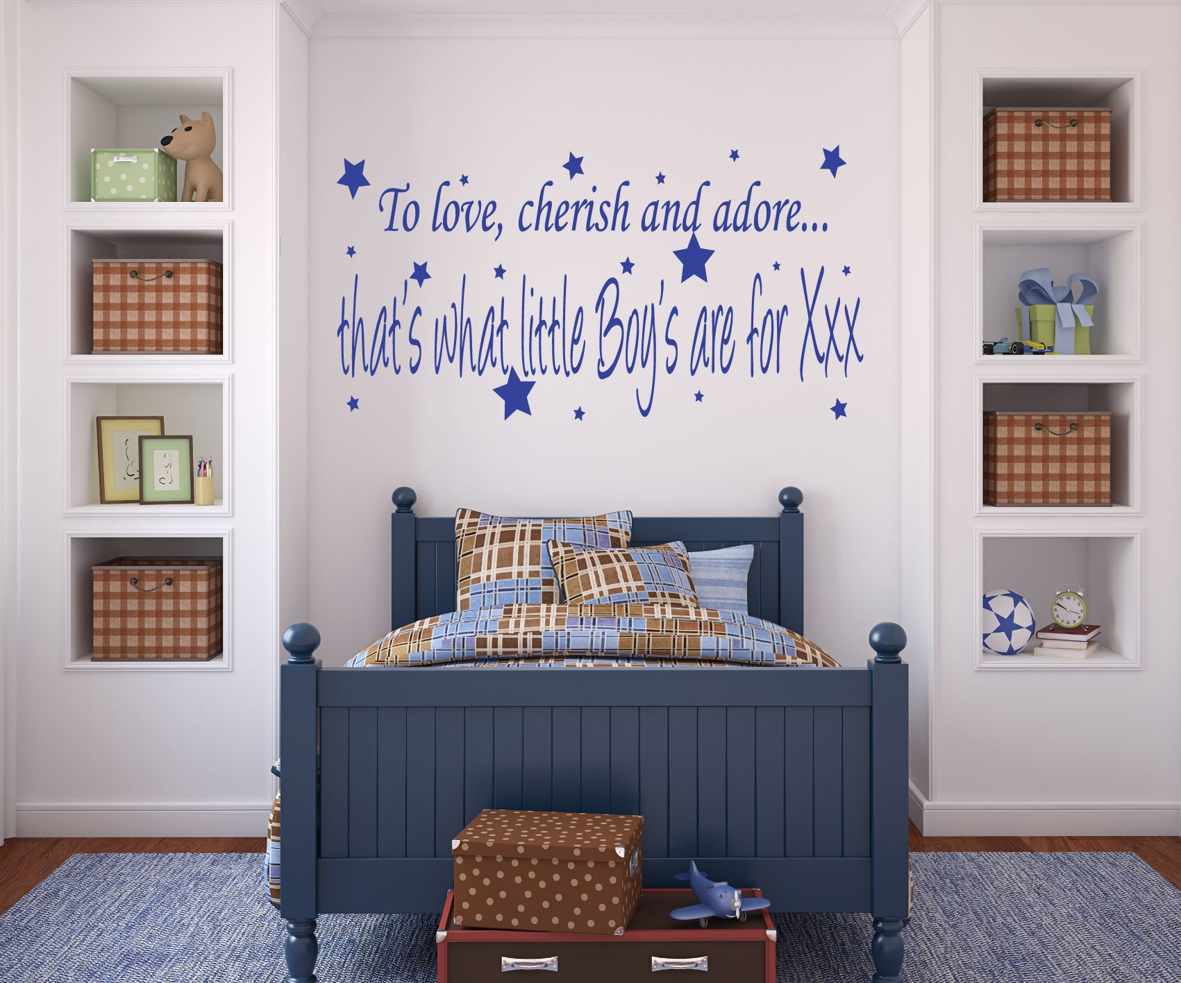 Unique Bedroom Wall Art Decor Of Ideas For Boys