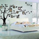 Unique Bedroom Wall Decorations Of Decor Ideas For Walls Cheap Decorating