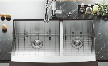Unique E Kitchen Sink Of Shop Vigo Bingham Stainless Steel Double