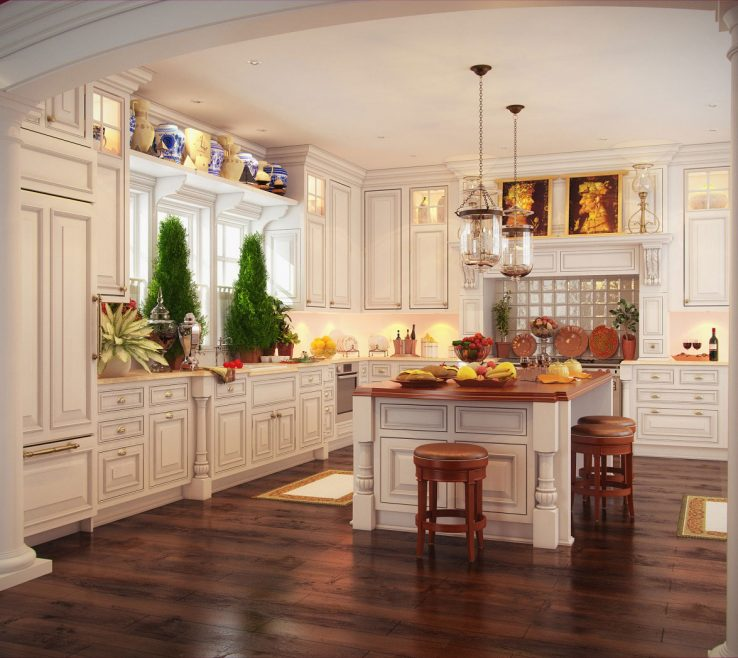 Unique Kitchen Flooring Ideas Of Stunning Hardwood In At Bathroom Remodeling