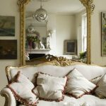 Unique Living Room Wall Mirrors Of Framed