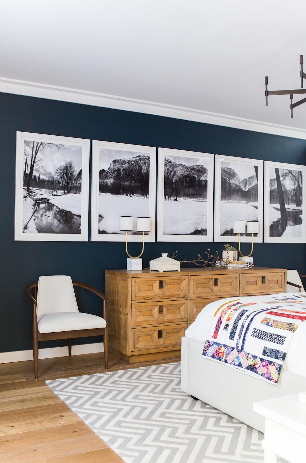 Vanity Bedroom Wall Art Of Long Of Black And White Photos
