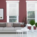 Vanity Best Living Room Of Window Blinds For Your Room White Roman Style