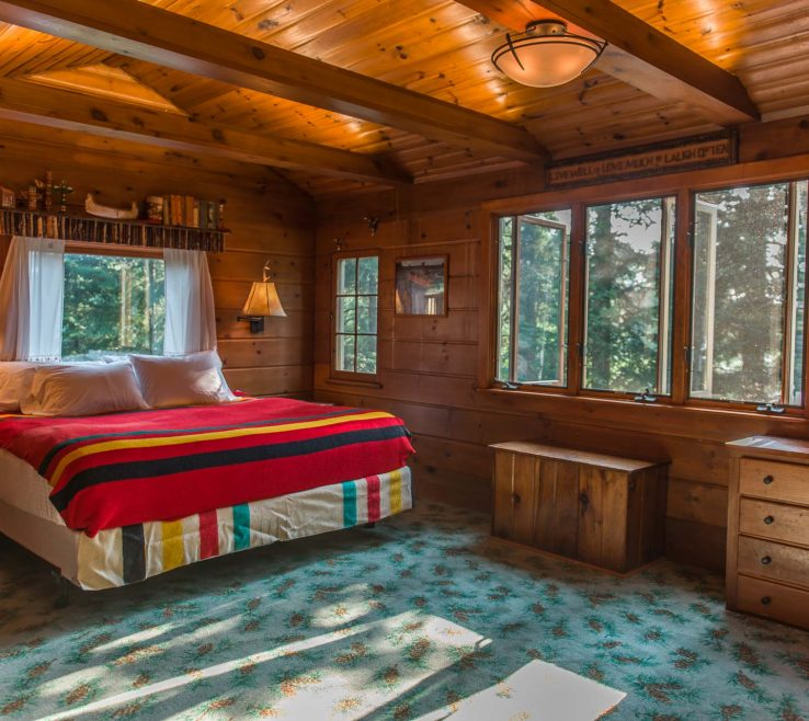 Vanity Master Bedroom Suite Of The Is A Large Room With Windows