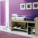 Vanity Purple Wall Decor For Bedrooms Of Extraordinary Design Room Interior Ideas Featuring S