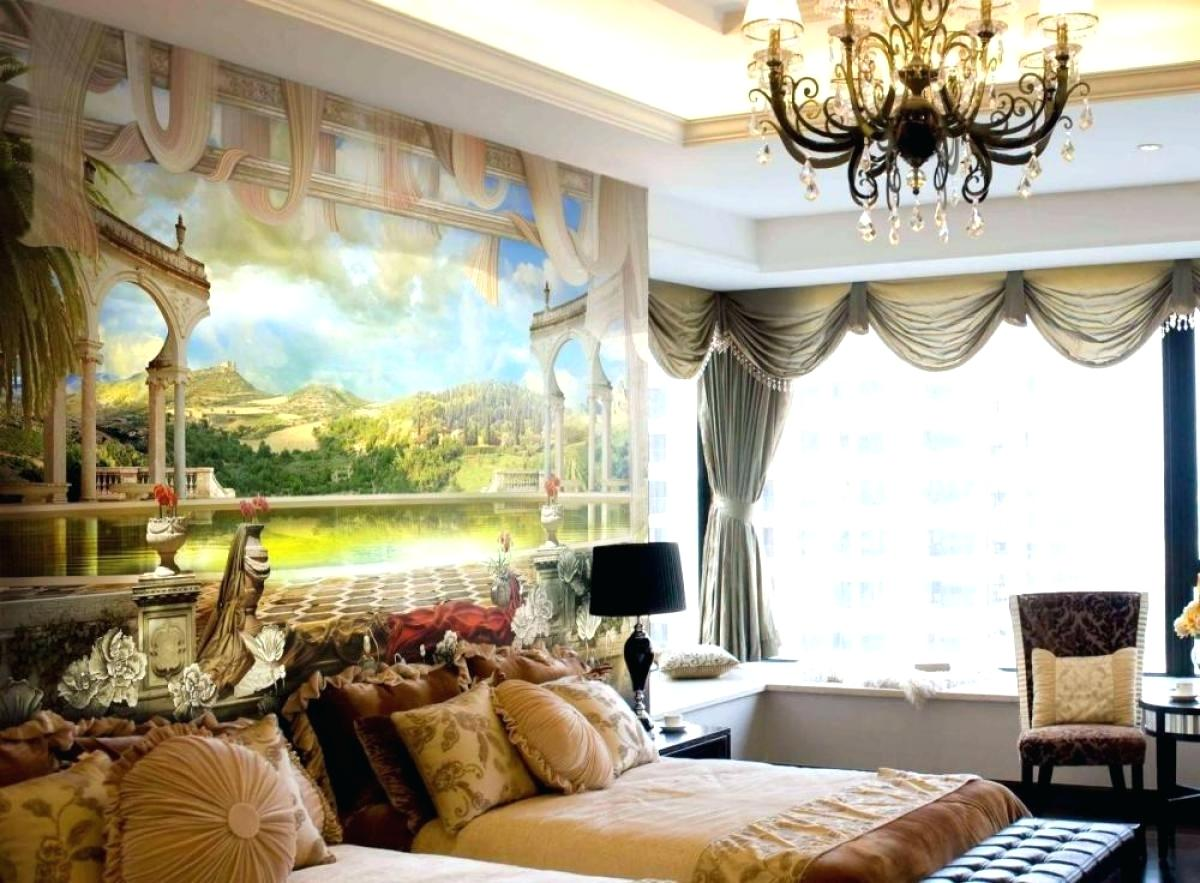 Wall Murals For Bedroom Of Interior Ideas Nice On Cool