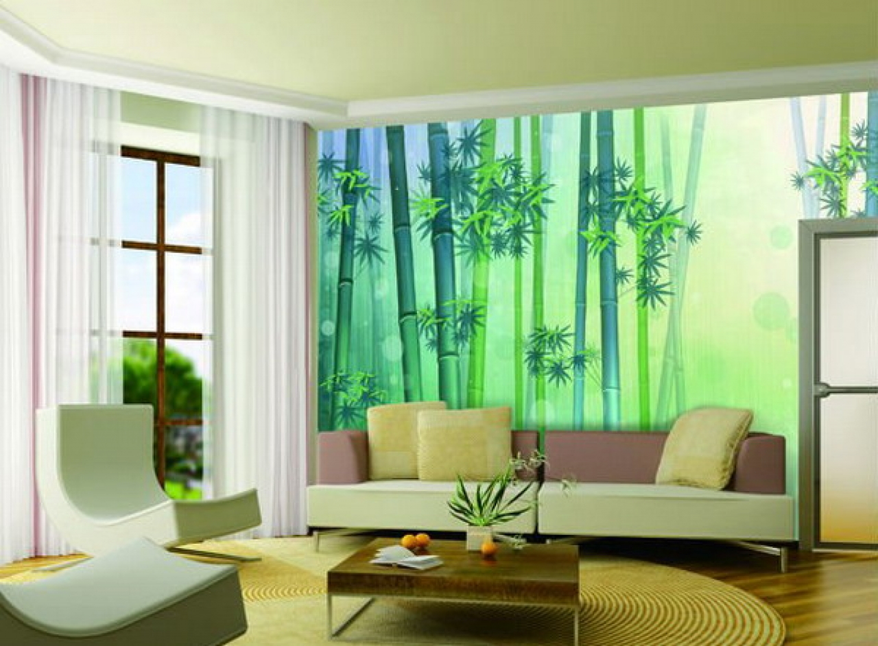 Wall Painting Designs For Living Room Of Paint Photo Of Well Color Acnn Decor