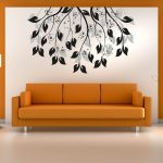 Wall Paintings For Living Room Of Fantastic