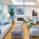 Wonderful Living Room Paint Colors Of Sky Blue