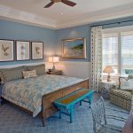Wonderful Master Bedroom Decorating Ideas Of Blue