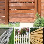 Adorable Beautiful Wood Fences Of Unique Do It Yourself You Can