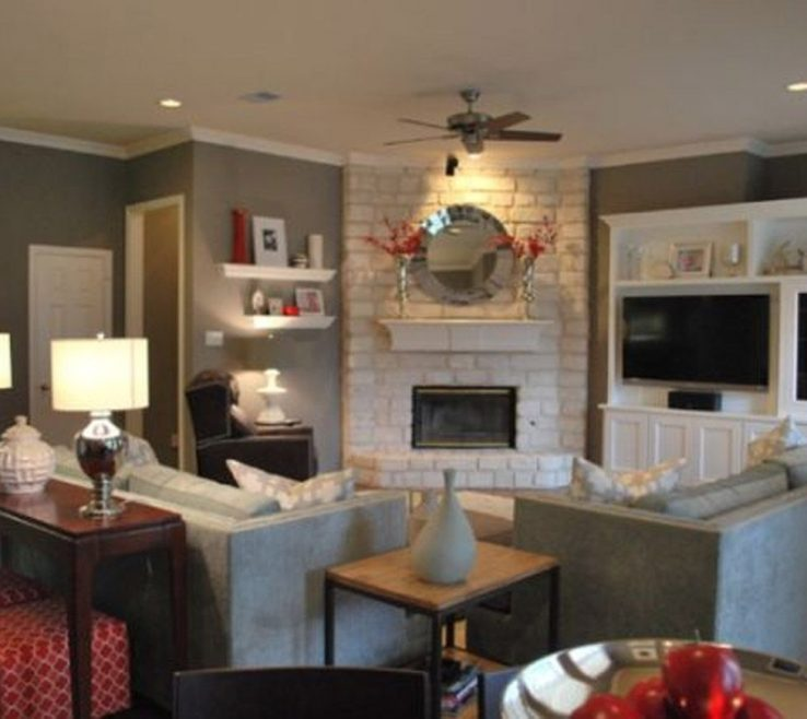 Alluring How To Arrange Living Room Furniture With ...