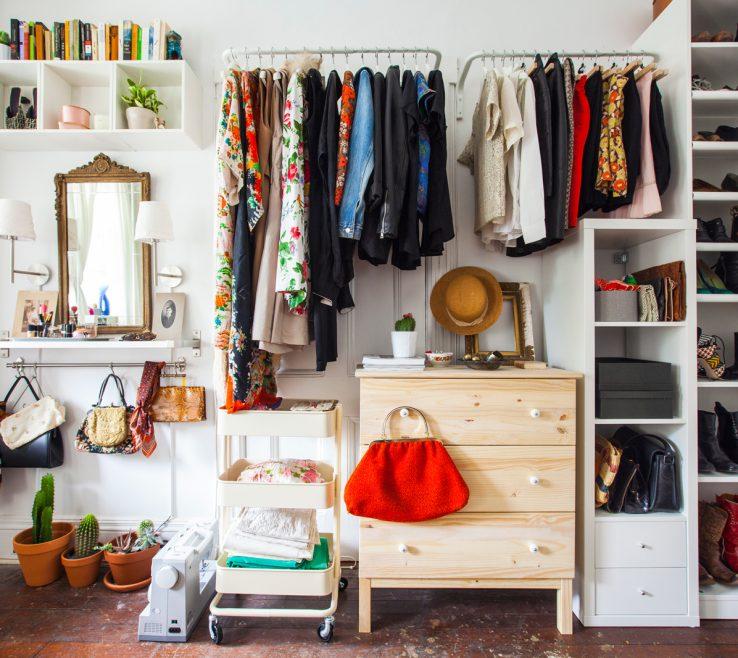 Alluring Ideas For Closet Storage Of Build A Closet