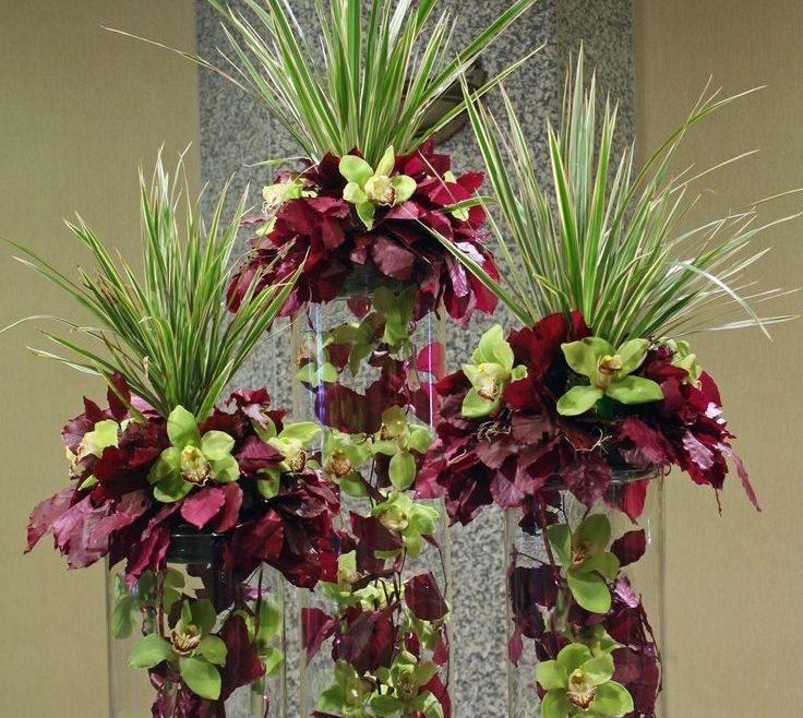 Alluring Orchid Flower Arrangement Ideas Of Table Centerpieces Flowers Arrangements For Table Arrangements
