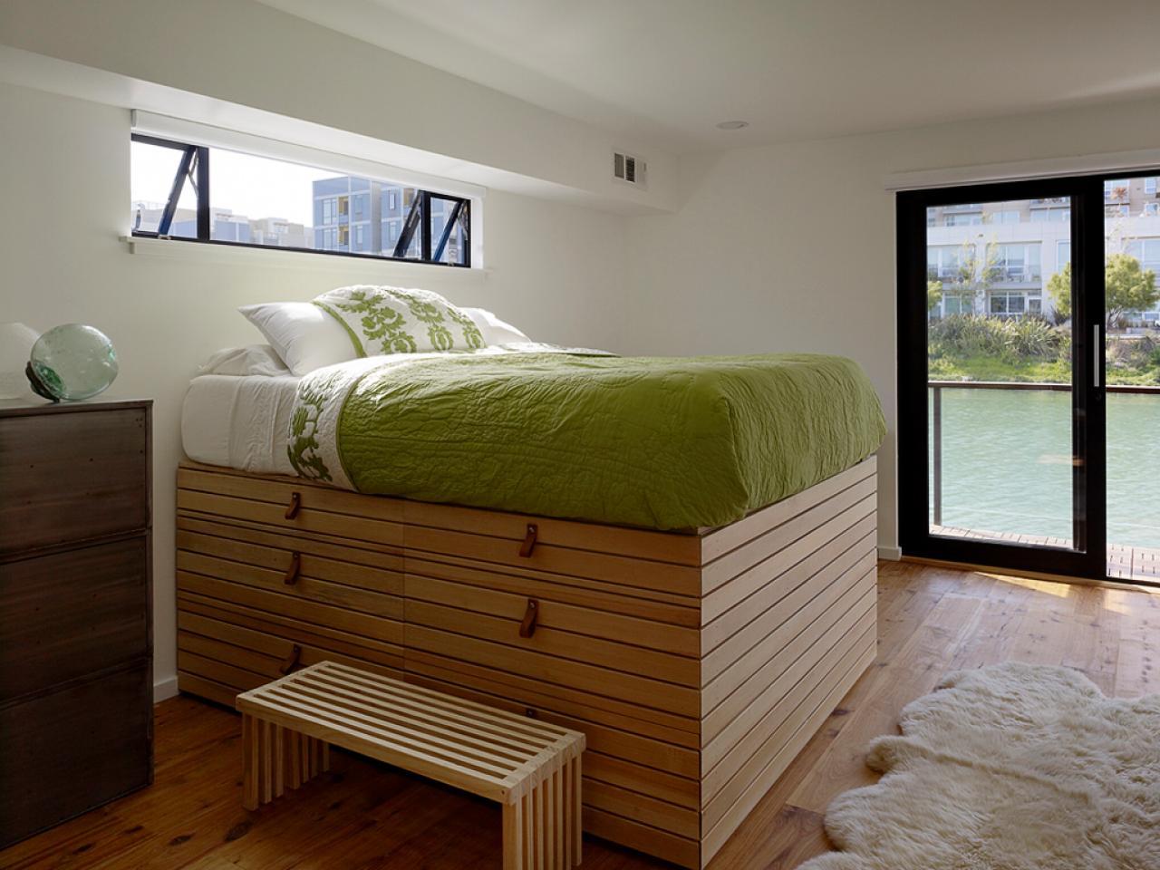Alluring Pull Up Bed Storage Of High Platform Acnn Decor