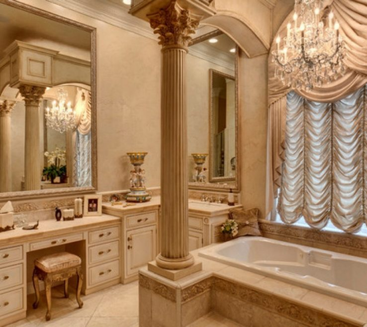 Artistic Elegant Bathrooms Designs Of Bathroom Design Images